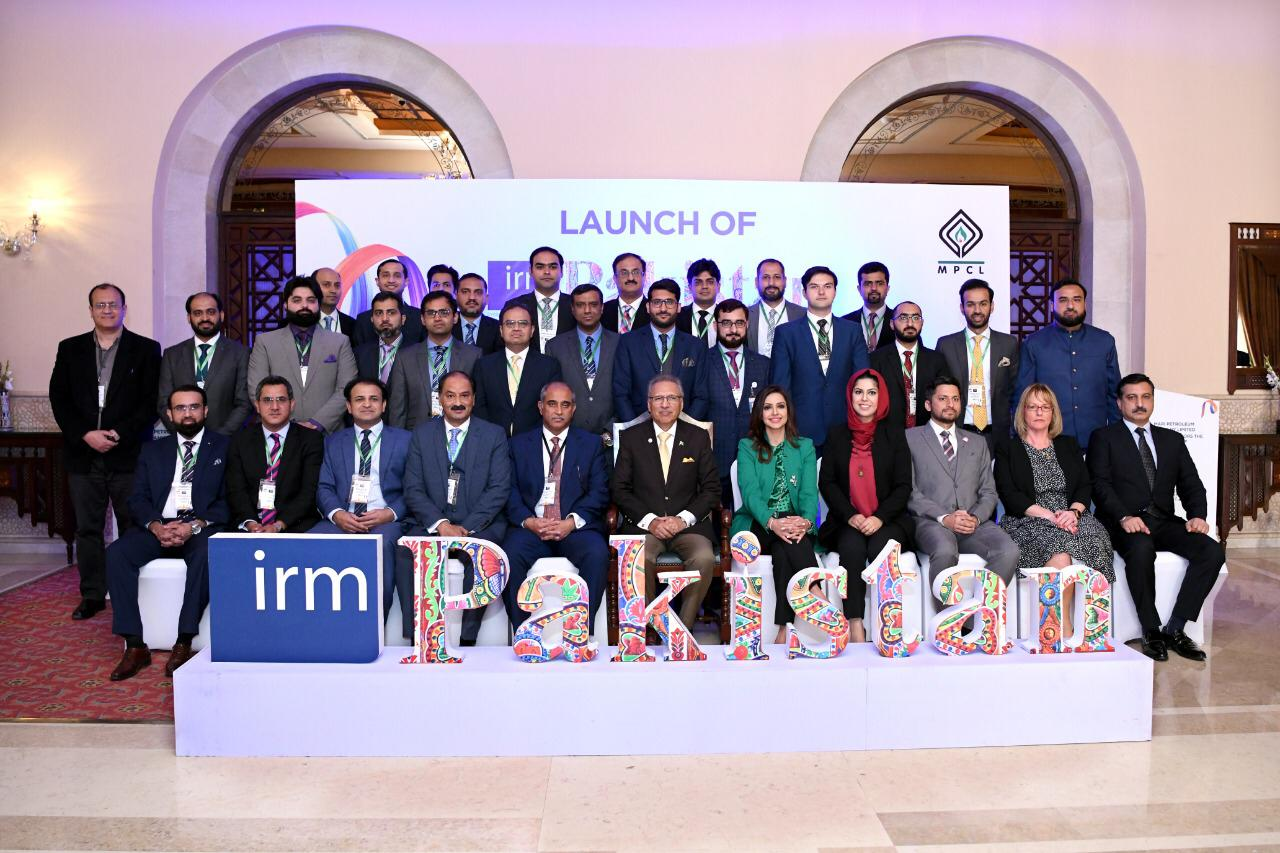Launch of the IRM Pakistan Regional Group
